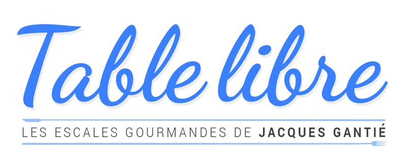 Table libre - Jacques Gantié