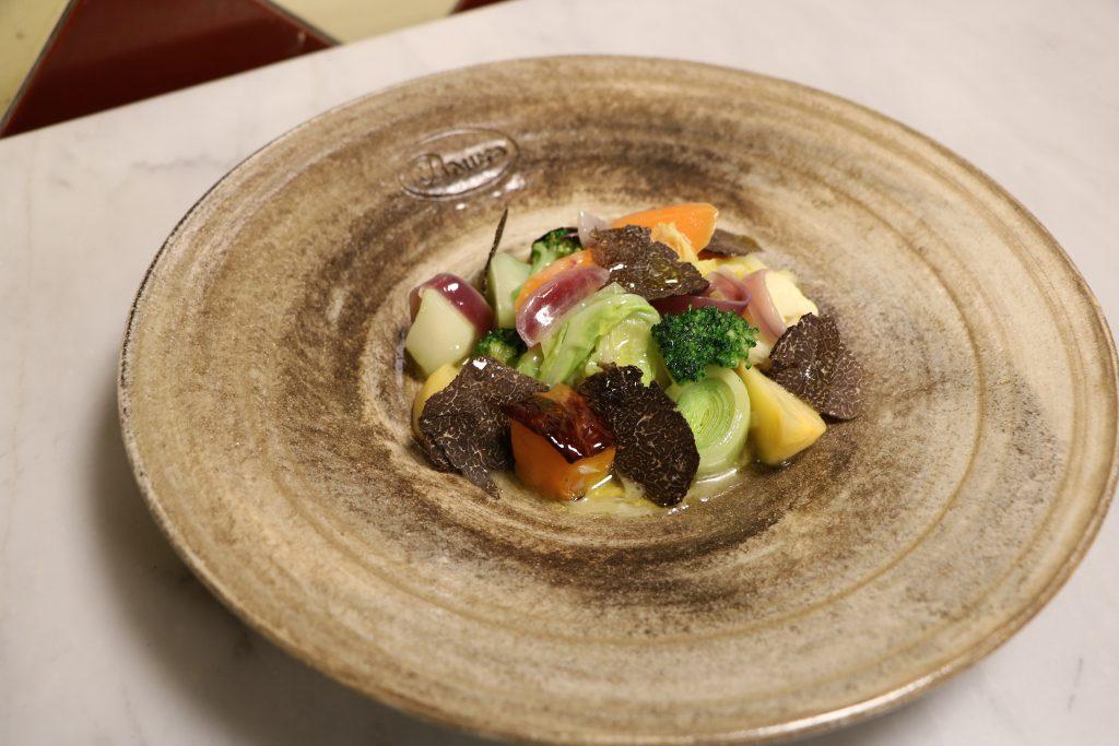 Lorgues bruno la cuisine plaisir de benjamin table libre for Cuisine plaisir