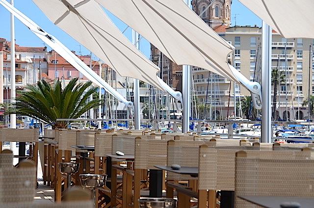 Saint rapha l le grand cran de st phane l ger table libre - Restaurant la table st raphael ...